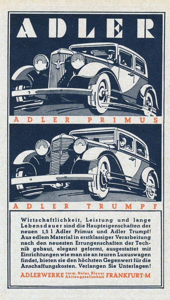 Adler_Primus_Trumpf_Reklame_Galerie