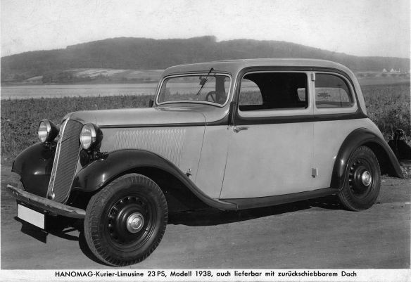 Hanomag_Kurier_1938_Pressefoto_Galerie