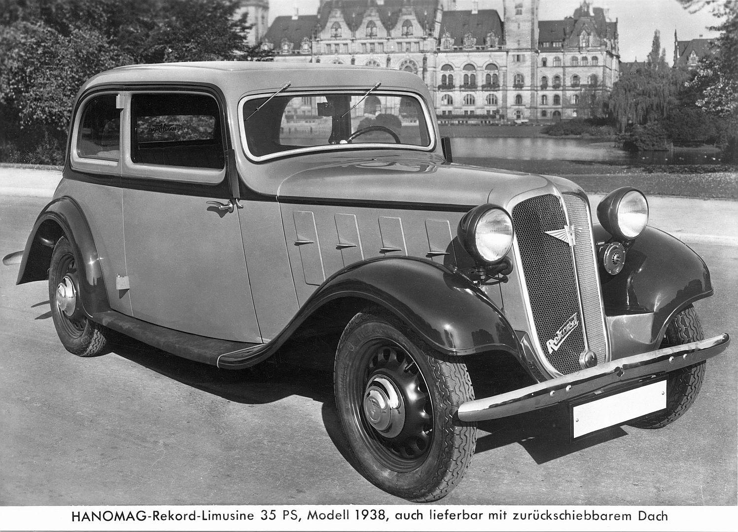 Hanomag_Rekord_1938_Werksfoto_Galerie