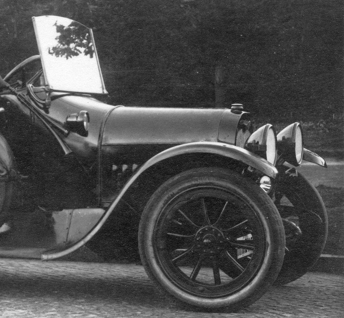 Audi_Typ_B_10-28_PS_Nachkrieg_Frontpartie