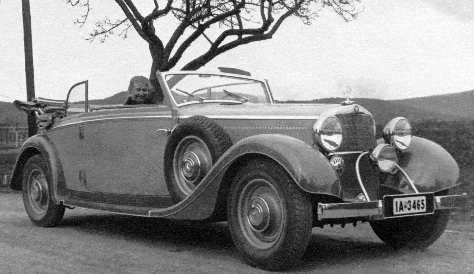 Mercedes_290_lang_Cabrio_B_Foto_Stecher_Bad Pyrmont_Galerie
