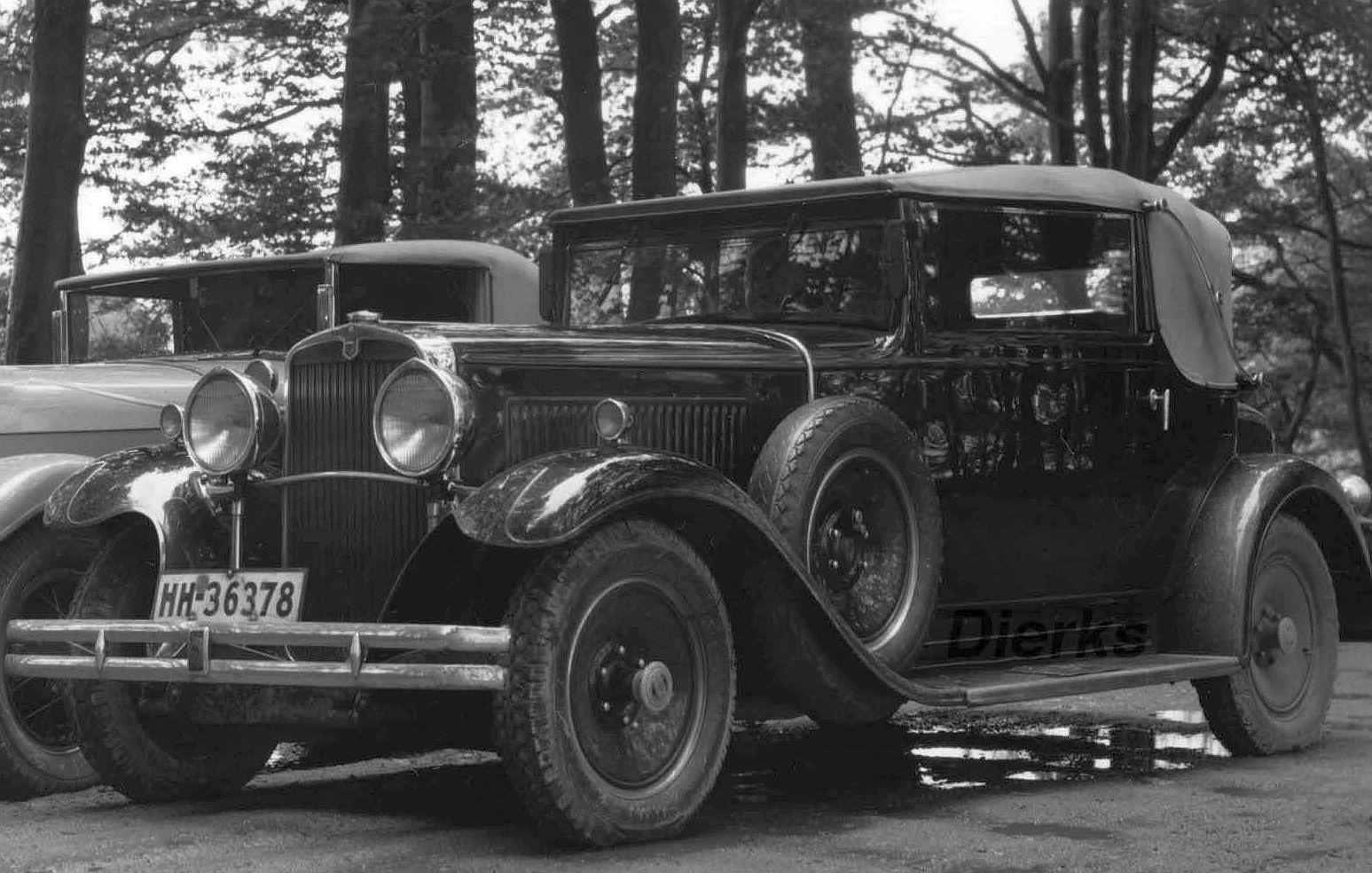 Nash_Advanced_6_1929_GeversSchinckel_Wandsbek_Hamburg_Dierks_Galerie