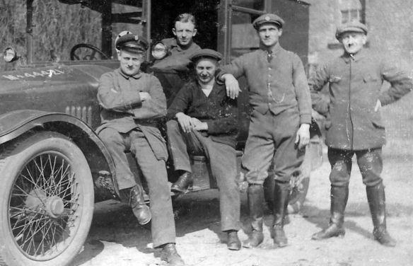 Vauxhall_D_type_staff_car_Wk1_Peter_Pochert_Kameraden