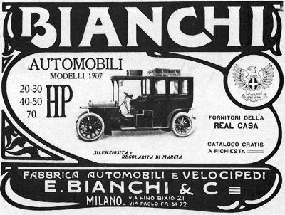 Bianchi_Reklame_1907_Galerie