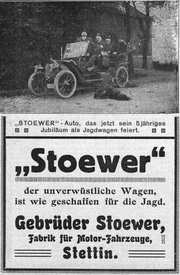 Stoewer_Jagdwagen_1908_DJZ_30.03.1913_Galerie