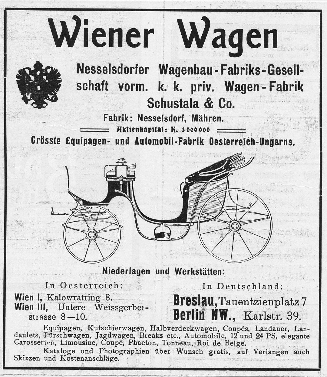 Nesselsdorfer_Wagenfabrik_Reklame_Galerie